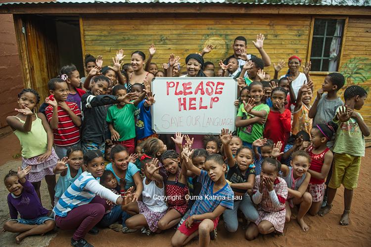KhoiSan-Ouma-Katrina-School-help-