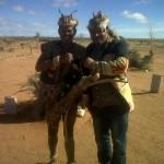 Kalahari Bushman and KhoiSan Rising to Regain and Restore Culture.