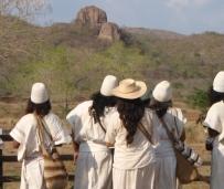 Colombia: Arhuacho Mamos (Indigenous)