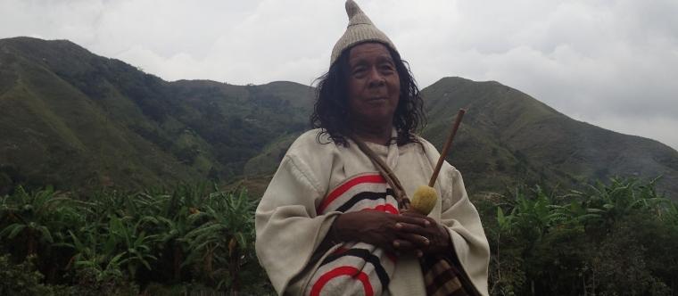 Mamo Jose Gabriel Alimako,  Kogui