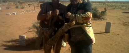 Kalahari Bushman and KhoiSan Rising to Regain and Restore Culture.