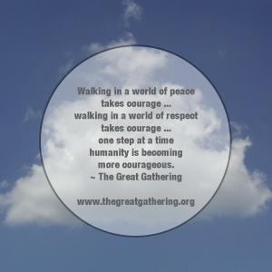 WalkingInAWorld